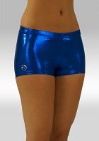 Hotpants W758ko bleu royal wetlook